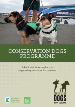 Conservation Dogs resource