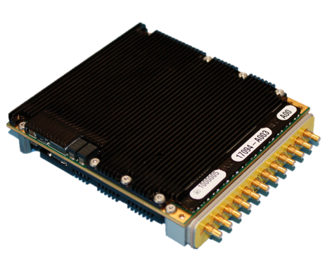 Overview ADC & DAC with Gen 3 Xilinx Zynq UltraScale+ RFSoC