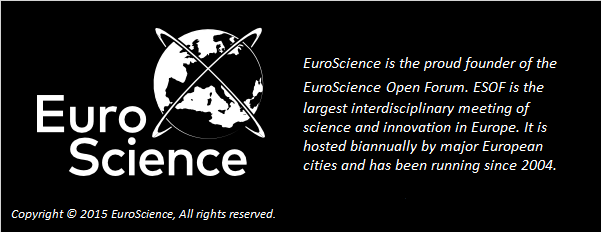 EuroScience logo and description