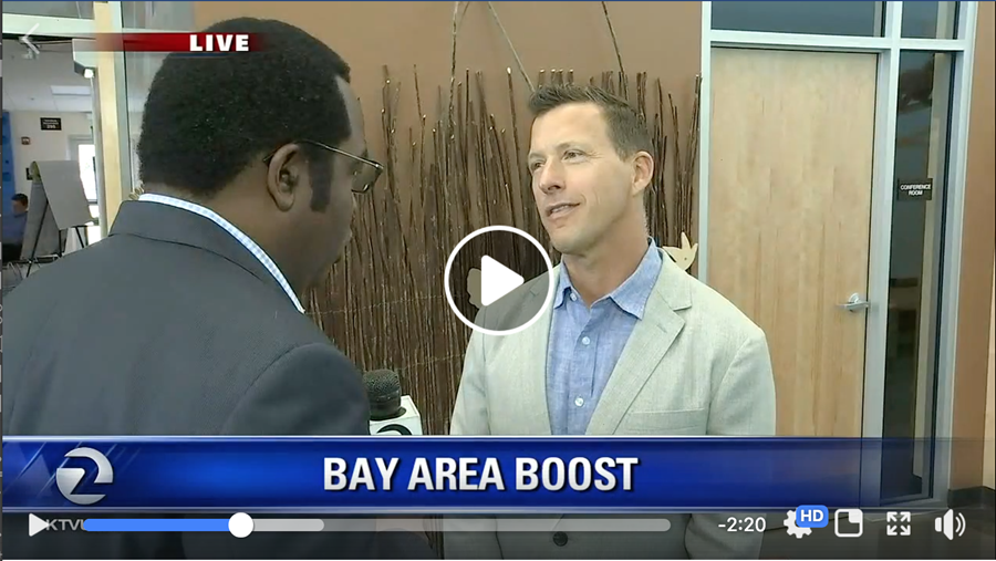 Thane Kreiner Fox News KTVU Interview