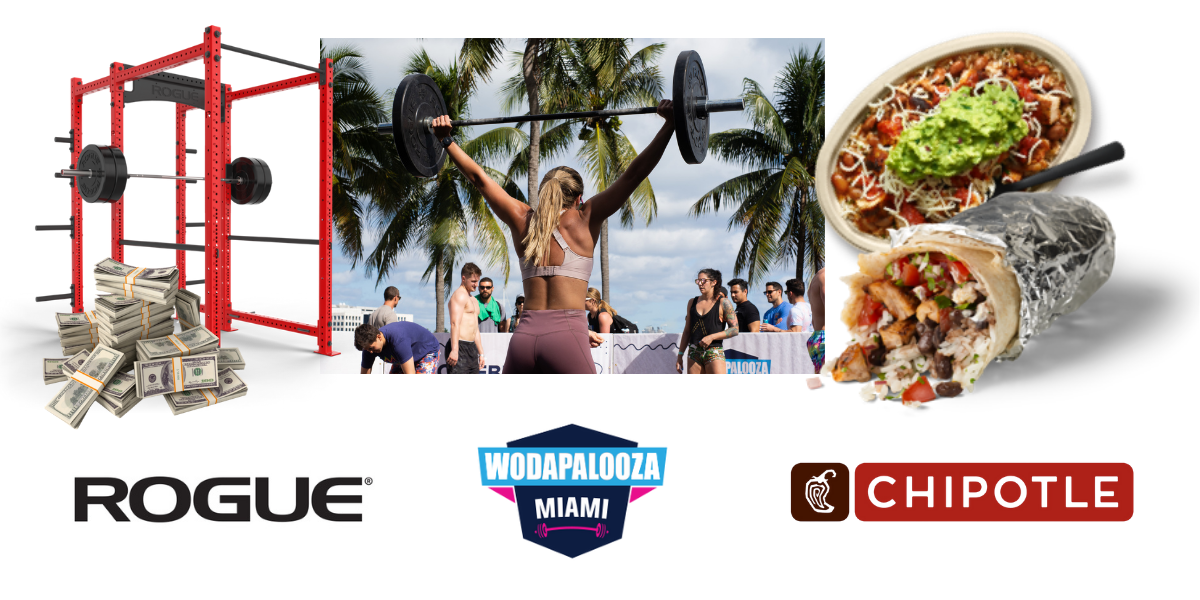 The CrossFitter's Giveaway of a Lifetime