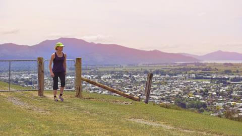 Grigg Drive Track provides greater access to Wither Hills