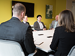 Get involved with a CEO peer mentoring roundtable