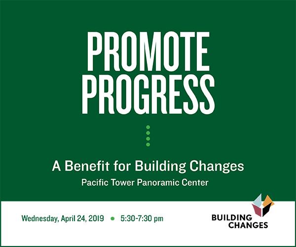 Promote Progress - A Benefit for Building Changes
