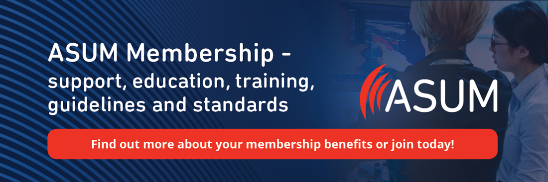Become an ASUM member - Click here