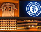 San Francisco Giants Clubhouse