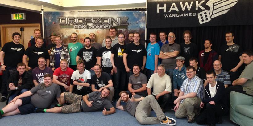 Hawk Wargames, Dropzone Commander, Autumn Invasion 2014