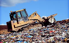 A photo of Benaraby Landfill