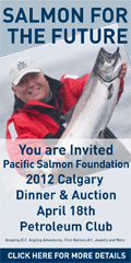 Pacific Salmon Foundation dinner and auction