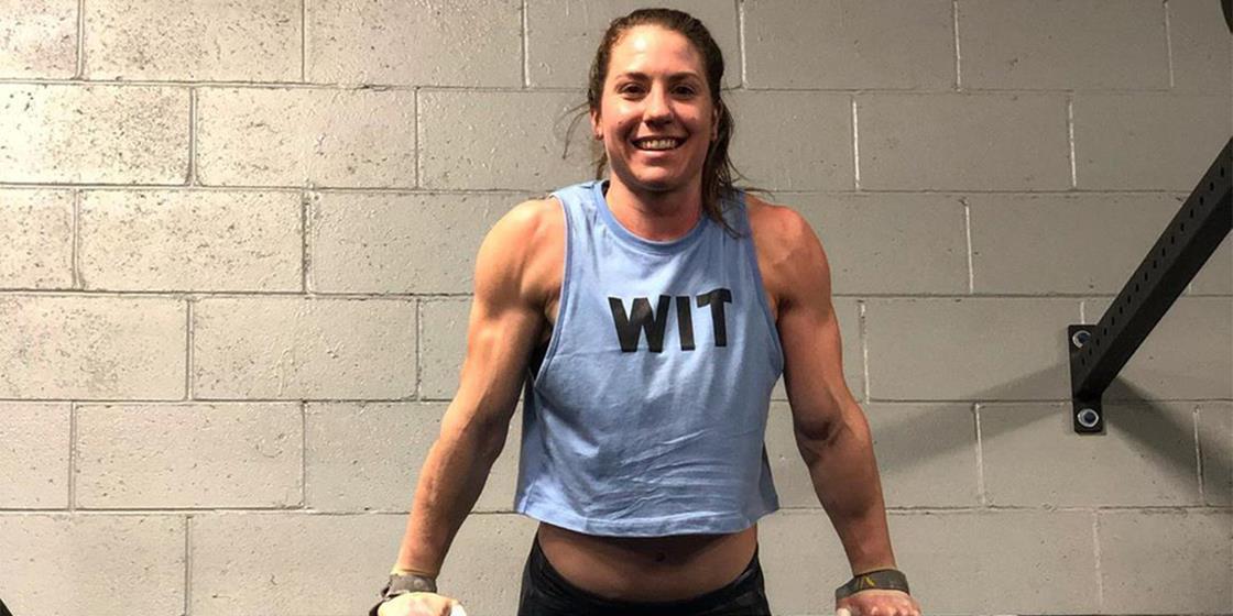 No Coach, No Problem for CrossFit Games Rookie Kendall Vincelette