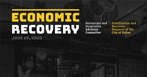 Pandemic economic recovery