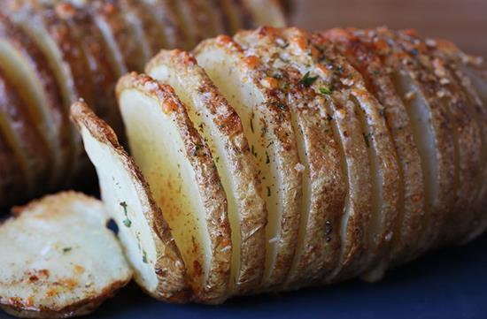 Armadillo potatoes
