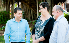 Councillors meet with residents each month