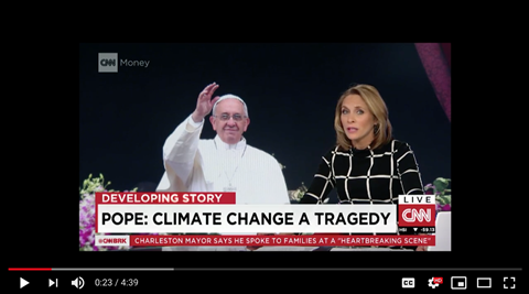 About the Laudato Si' challenge