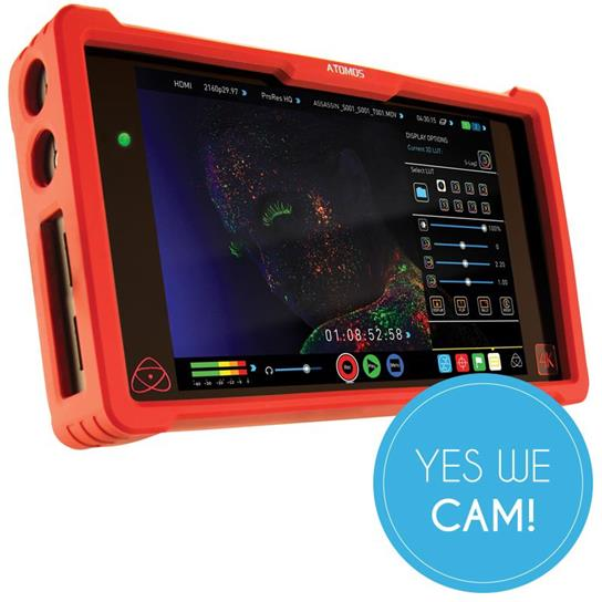 ATOMOS NINJA ASSASSIN RECORDER