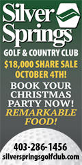 Ad: Silver Springs Golf & Country Club