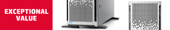 HP ProLiant ML Tower Server