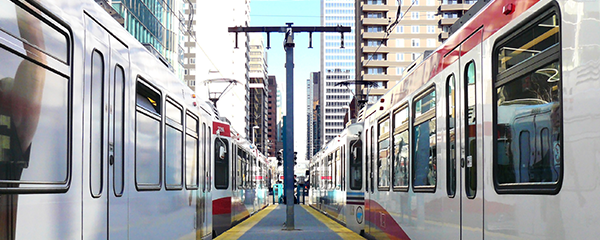 Transportation infrastructure and Calgary's business competitiveness