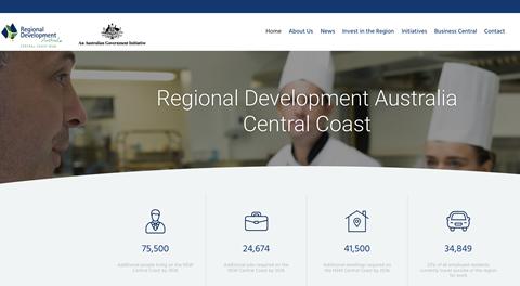 RDA new website