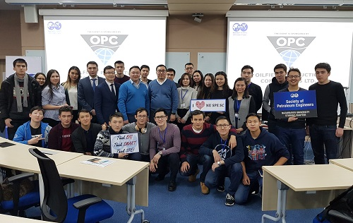 SPE Astana lecture
