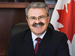 Gerry Ritz: Minister of Agriculture and Agri-Food