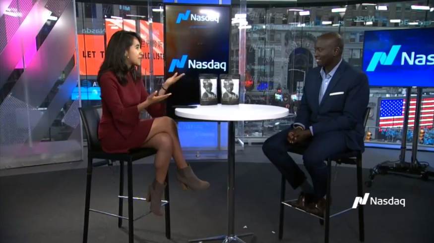 734 Coffee Nasdaq Interview