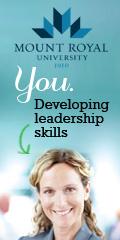 Mount Royal University Leadership