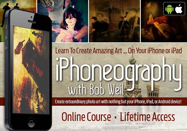 An Amazing Photo Course for Phones & Tablets!