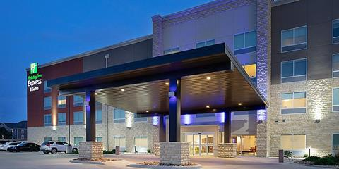 Holiday Inn Express - Great Bend, Kansas