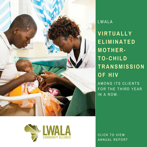 Lwala Community 2017 Annual Report