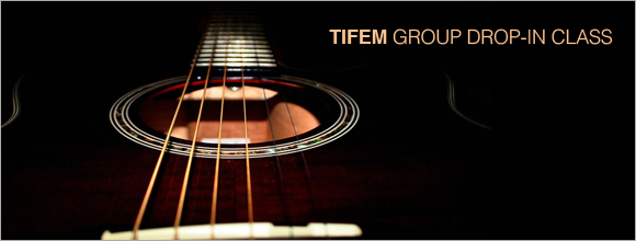 TIFEM Group Guitar Classes