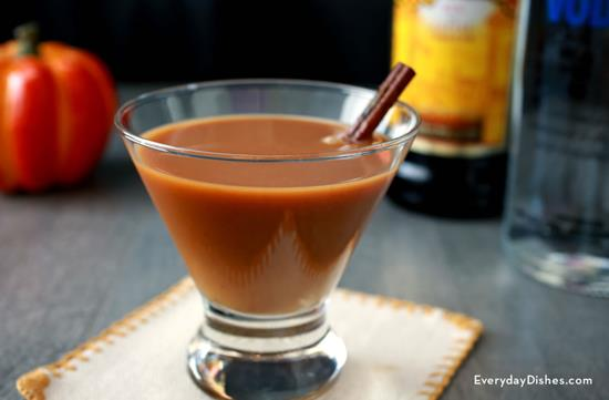 Kahlua Pumpkin Cocktail
