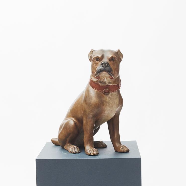 Viktoriansk hund
