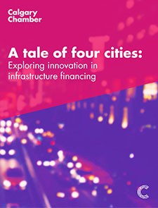 A tale of four cities: Exploring innovation in infrastructure financing