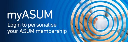 myASUM - Login to access your member benefits