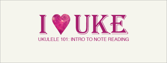 TIFEM Ukulele 101: Intro to Note Reading Workshop