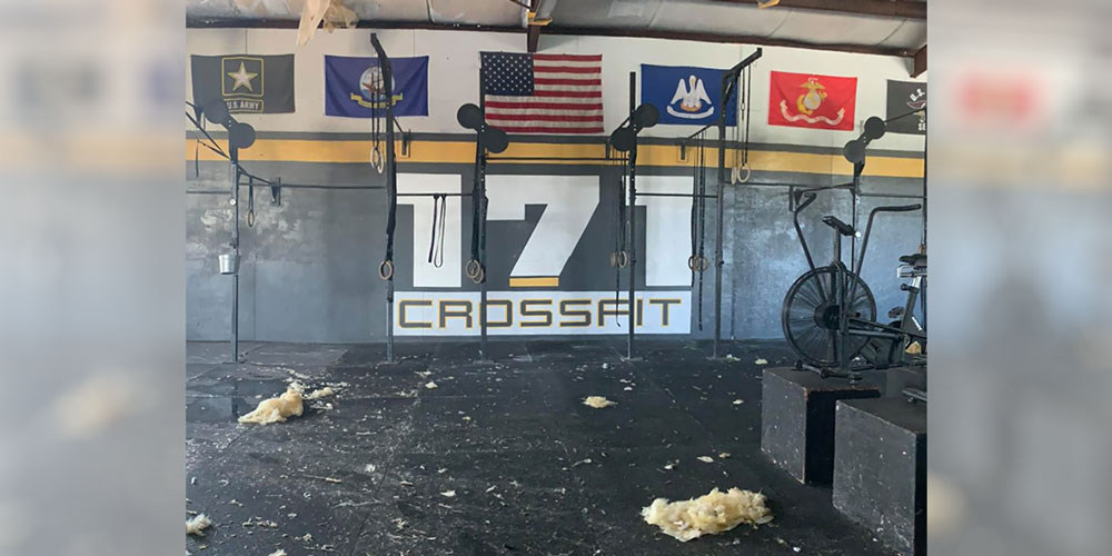 CrossFit 171 Devastated by Hurricane Laura, Fellow Affiliate Owners Offer Help