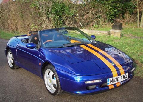 Lotus M100 Elan