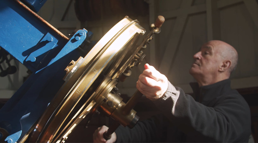 Discover the remarkable and fascinating history of the Melbourne Observatory.