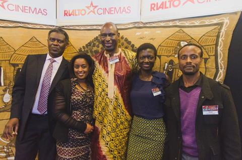 African Film Festival organisers