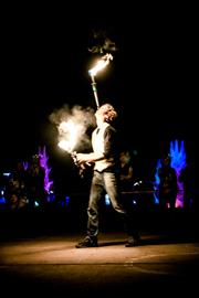 fire juggler san diego