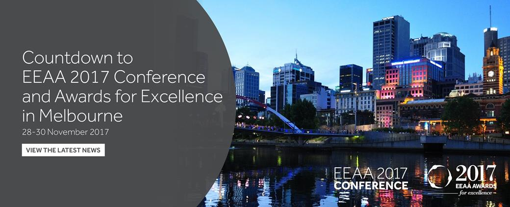 Countdown to the EEAA Conference and Awards
