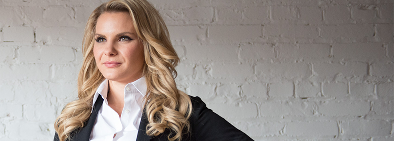 Announcing Michele Romanow as the keynote at the Small Business Calgary Conference