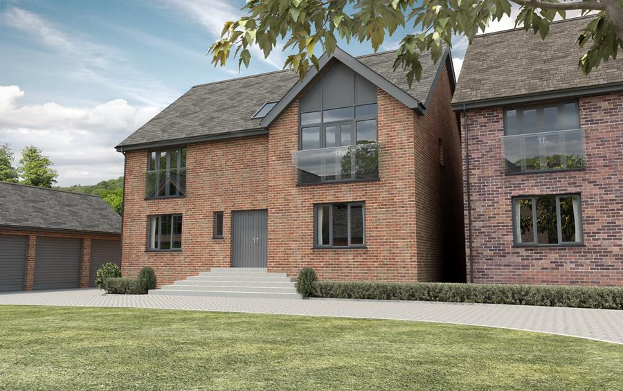 5 bedroom house  Plot5 at Solihull