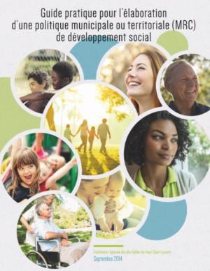 Guide élaboration d'une politique municipale de développement social