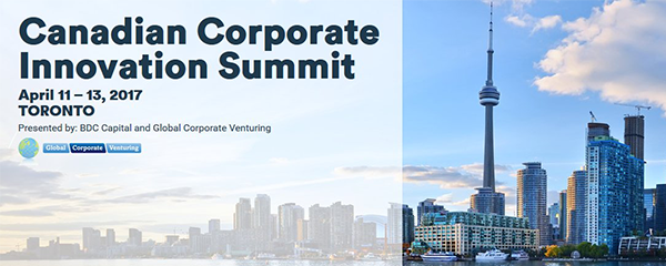 Toronto: Canadian Corporate Innovation Summit