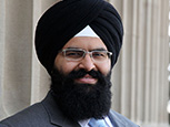 Adam Legge: Remembering Manmeet Bhullar