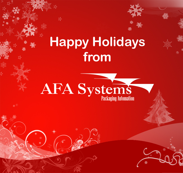 AFA Systems Christmas Card