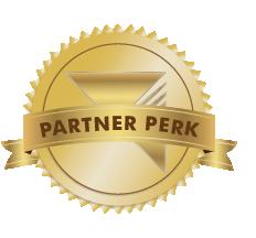 partner perks seal