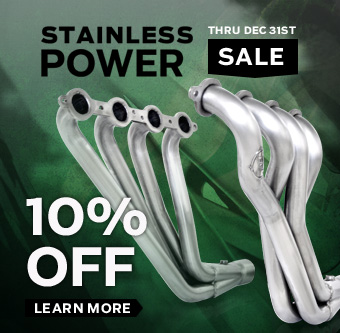 10% Off Stainless Power